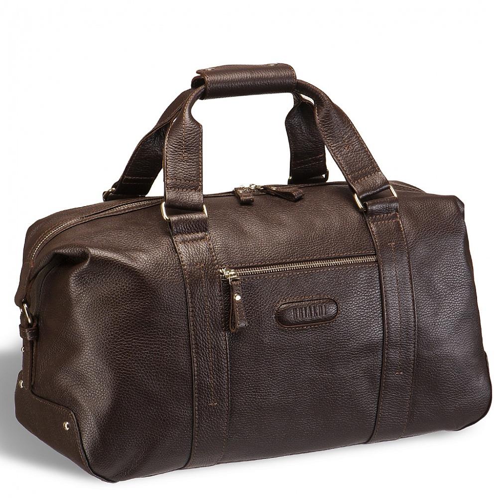 Кожаная дорожная сумка Brialdi Newcastle (Ньюкасл) relief brown 1eb03142350